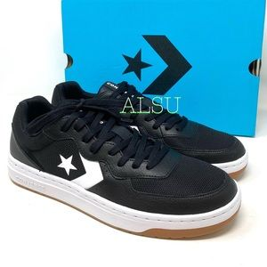 Converse Rival Low Top Black Men's Sneakers